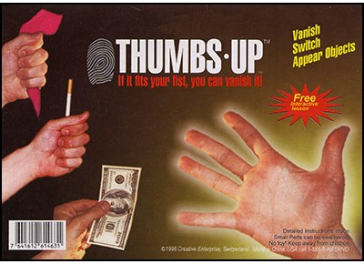 Hard Thumbs-up - magic