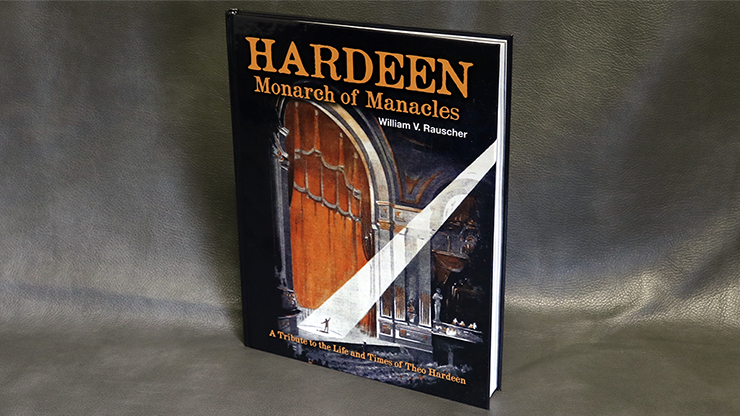 Hardeen - Monarch of Manacles - magic