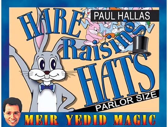 Hare Raising Hats - magic