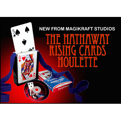 Hathaway Rising Cards Houlette - magic