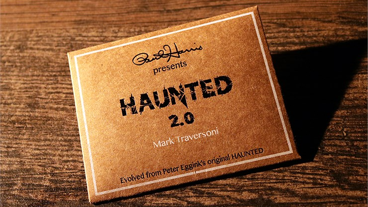 Paul Harris Presents Haunted 2.0 - magic