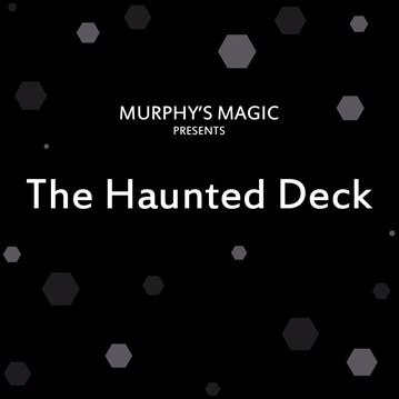 Haunted Deck Bicycle - magic