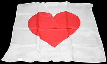 Heart Scarf Set - magic