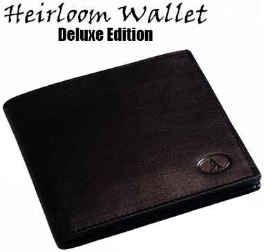 Heirloom Wallet Deluxe - magic