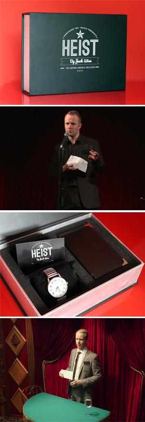 Heist - magic