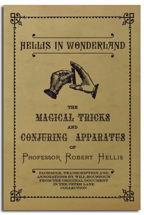 Hellis in Wonderland - magic