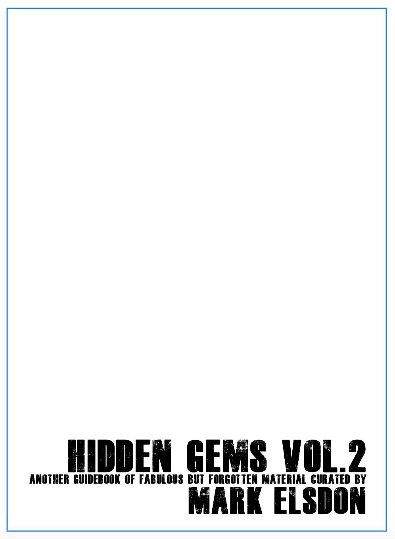 Hidden Gems - Volume 2 - magic