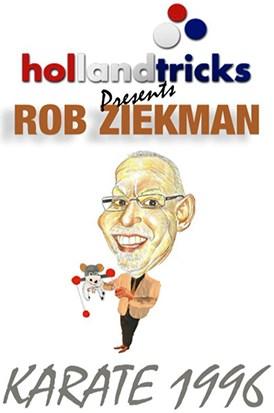 Holland Tricks Presents Rob Ziekman Karate 1996 - magic