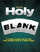 Holy Blank - magic