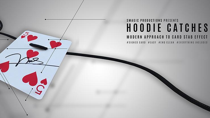 Hoodie Catches - magic