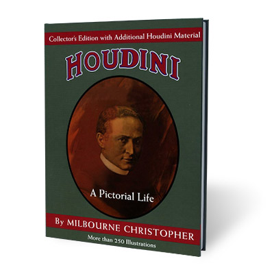 Houdini: A Pictorial Life - Collector's Edition - magic