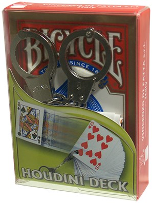 Houdini Deck - magic