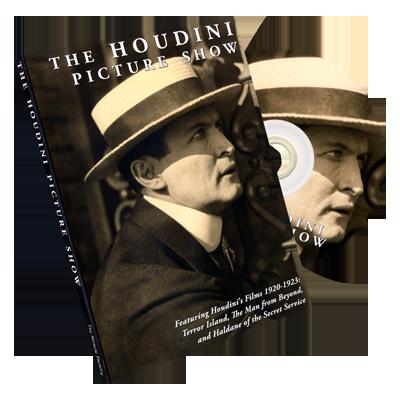 Houdini Picture Show - magic