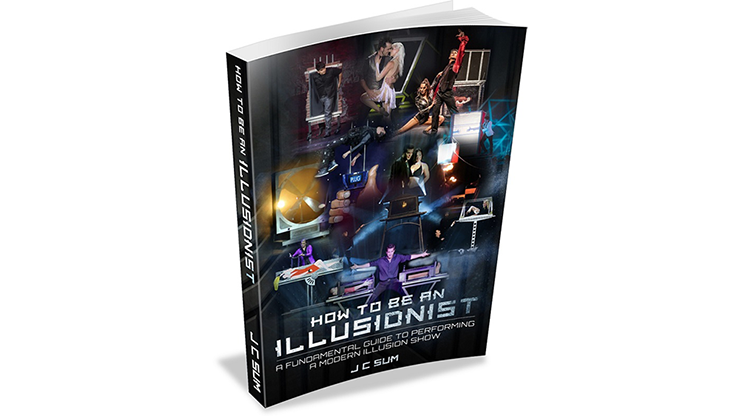 How to Be an Illusionist - magic