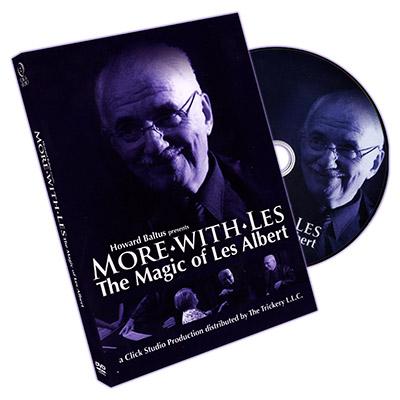 Howard Baltus Presents More with Les - The Magic of Les Albert - magic