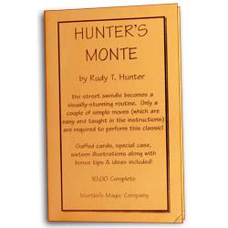 Hunter's Monte - magic