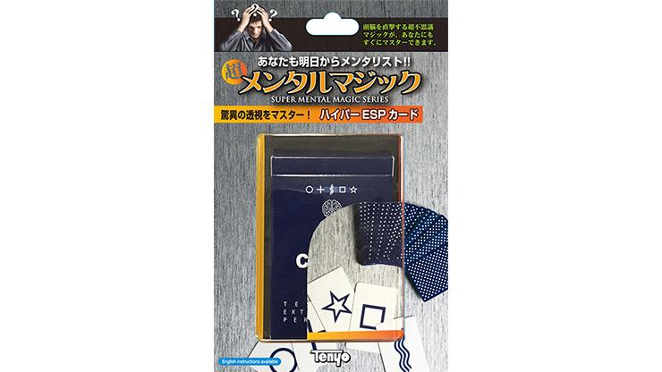Hyper ESP Cards - magic