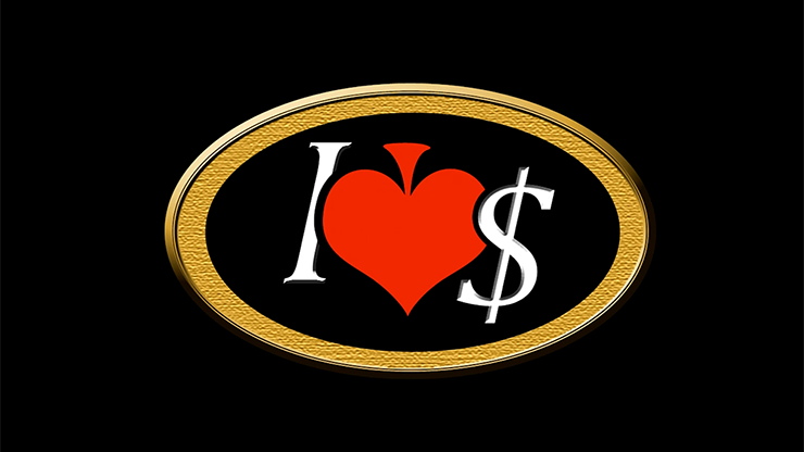 I LOVE MONEY - magic