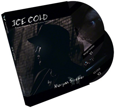Ice Cold: Propless Mentalism (Limited Edition) - magic