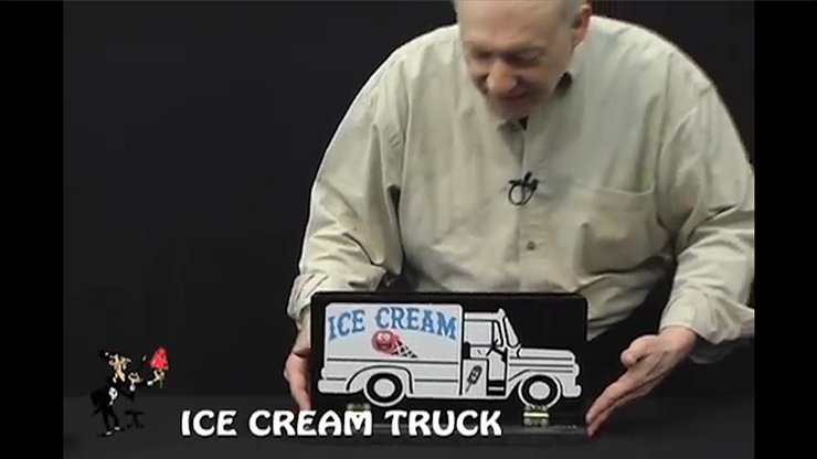 Ice Cream Truck - magic