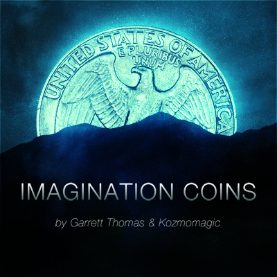 Imagination Coins - magic