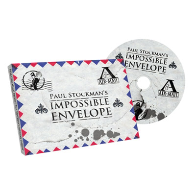 Impossible Envelope - magic