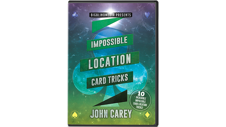 Impossible Location Card Tricks - magic
