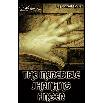 Incredible Shrinking Finger - magic