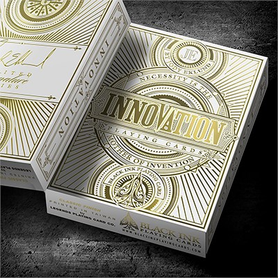 Innovation Playing Cards Signature Edition - magic