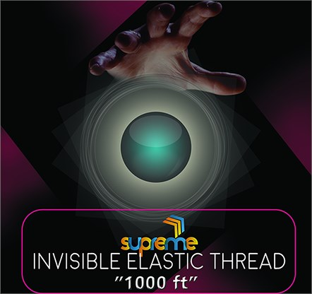 Invisible Elastic (1000ft) - magic
