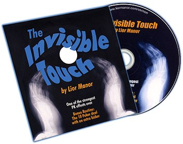 Invisible Touch - magic