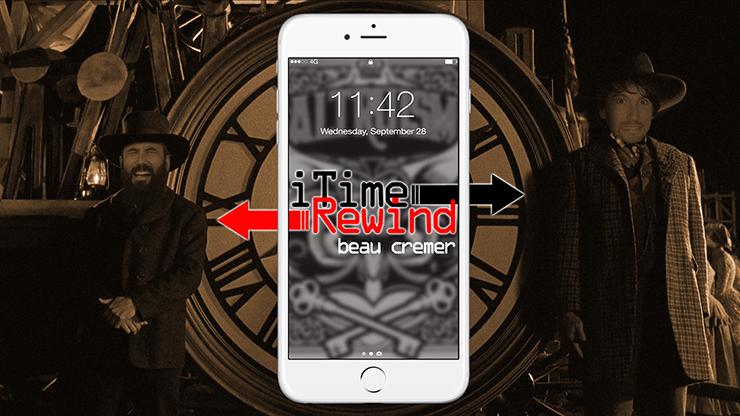 iTime Rewind - magic