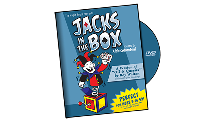 Jacks in the Box - magic