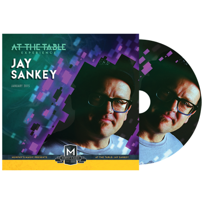 Jay Sankey Live Lecture DVD - magic