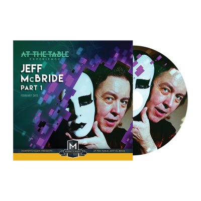 Jeff McBride Live Lecture DVD - Part 1 - magic