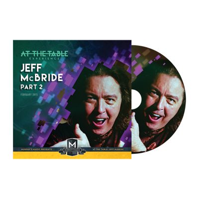 Jeff McBride Live Lecture DVD - Part 2 - magic