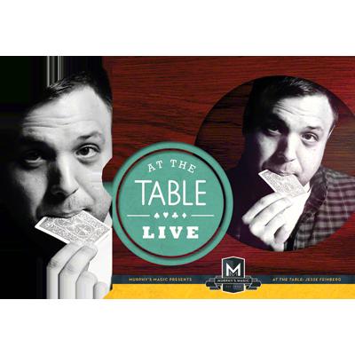 Jesse Feinberg Live Lecture DVD - magic