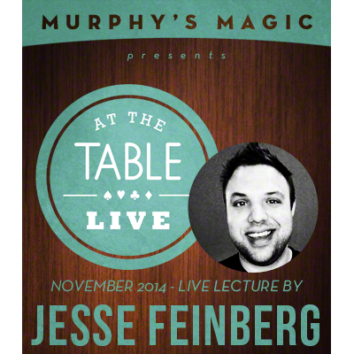 Jesse Feinberg Live Lecture - magic