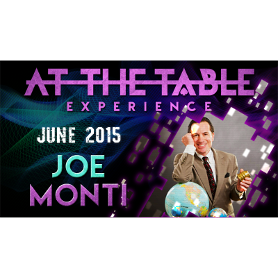Joe Monti Live Lecture - magic