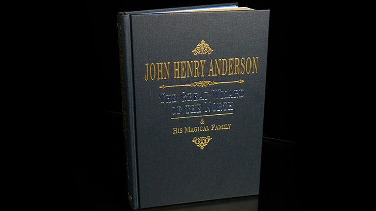 John Henry Anderson - magic