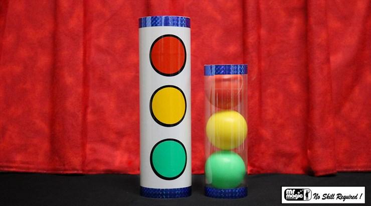 Joker Ball & Tube - magic