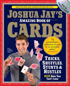 Joshua Jay's Amazing Book of Cards - magic