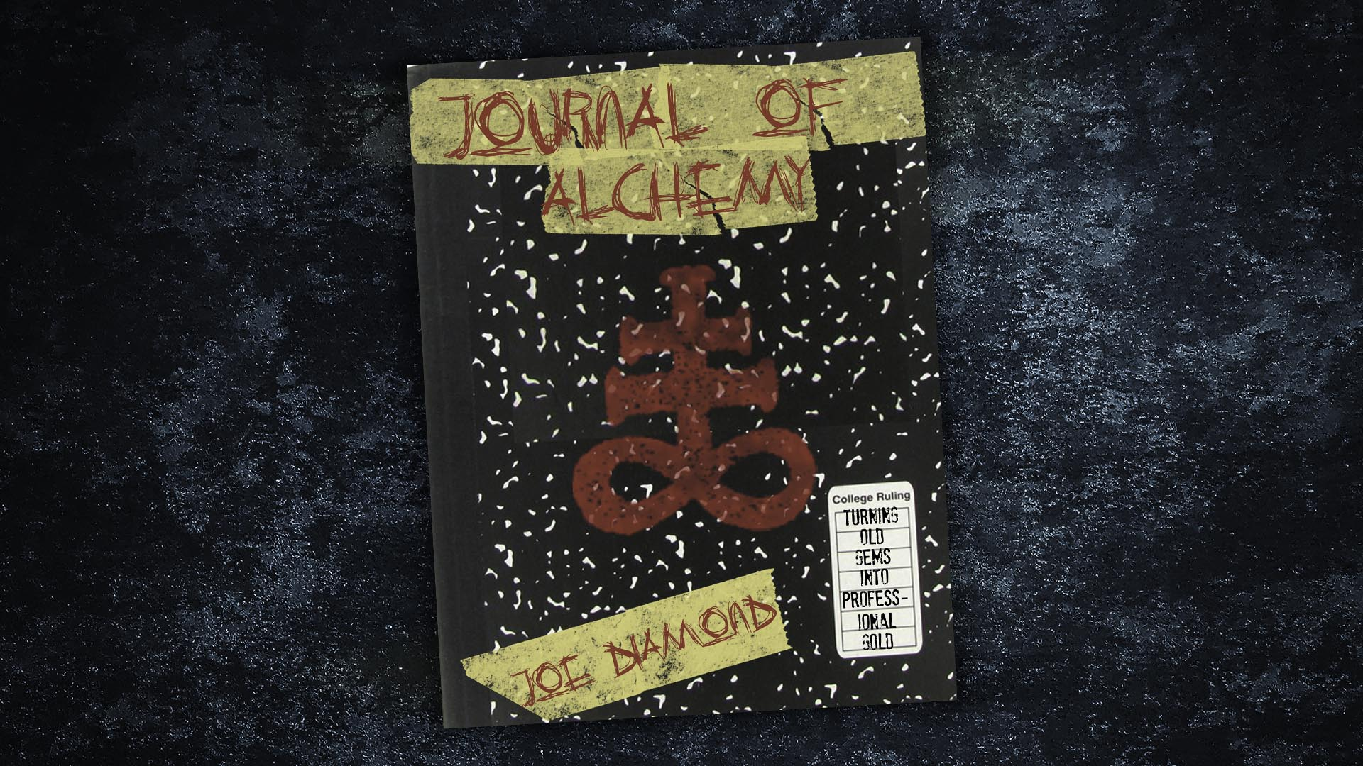 Journal of Alchemy - magic