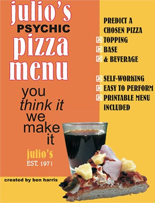 Julios Psychic Pizza - magic