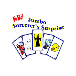 Jumbo Sorcerer's Surprise - magic