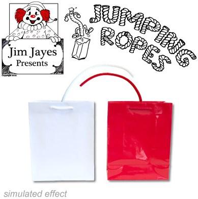 Jump Rope trick - magic
