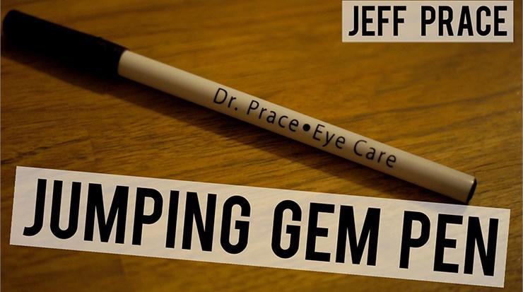 Jumping Gem Pen - magic