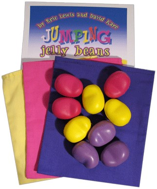 Jumping Jelly Beans - magic