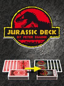 Jurassic Deck - magic