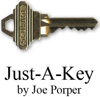 Just A Key - magic